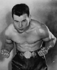 Andre Drille boxer