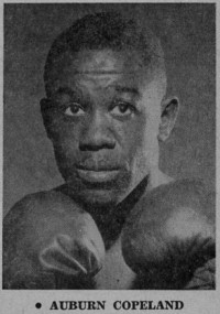 Auburn Copeland boxer
