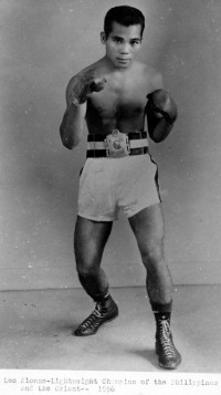 Leo Alonzo boxer