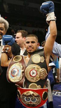 Juan Diaz boxer