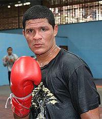 Augusto Pinilla boxer