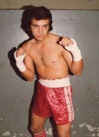 Hugo Carrizo boxer