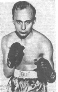 Risto Luukkonen boxer