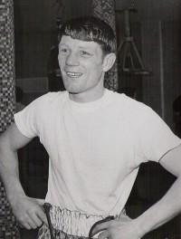 Evan Armstrong boxer