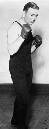 Tommy Freeman boxer