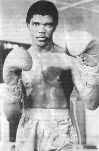 Fausto Rodriguez boxer