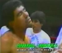 Juvenal Ordenes boxer