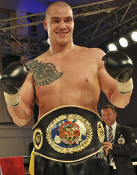 Ondrej Pala boxer
