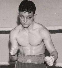 Denny Dawson boxer