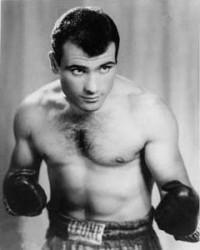 Domenico Tiberia boxer
