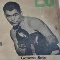 Genaro Soto boxer