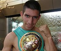 Rafael Guzman boxer