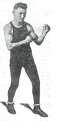 Young Wallace boxer