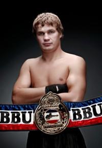 Sergei Melis boxer