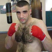 Moez Fhima boxer