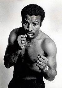 Wilford Scypion boxer