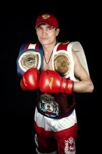 Andrey Bogdanov boxer
