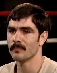 Chris Calvin boxer
