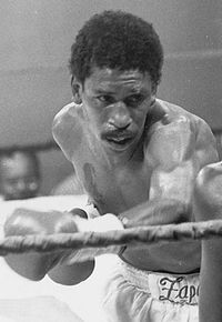 Hilario Zapata boxer