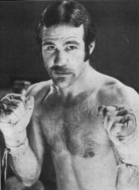 Tommy Evans boxer