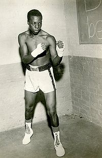 Marcus Anderson boxer