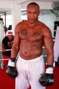 Carl Davis Drumond boxer