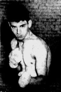 Knute Baker boxer