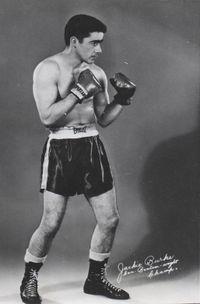 Jackie Burke boxer