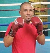 Angel Fret boxer