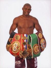 Jermain Taylor boxer