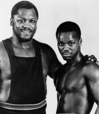 Joe Frazier Jr boxer