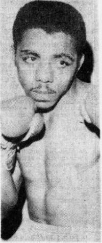 Roberto Andrade boxer