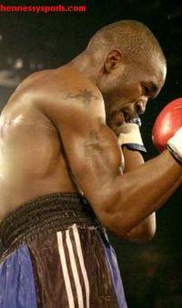 Jason Nesbitt boxer