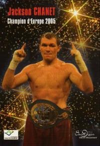 Jackson Chanet boxer
