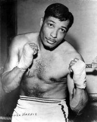 Alonzo Harris boxer
