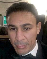 Ali Oubaali boxer