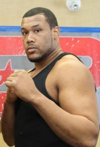 Johnnie White boxer