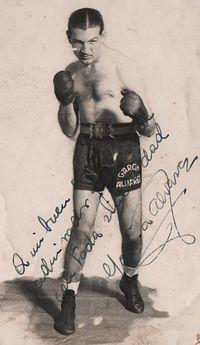 Jose Garcia Alvarez boxer