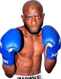 Hogan Jimoh boxer