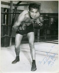 Pete DeGrasse boxer