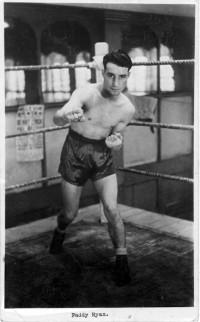 Paddy Ryan boxer