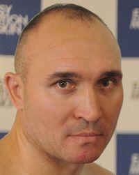 Alexander Ustinov boxer