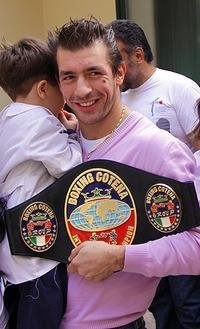 Salvatore Annunziata boxer