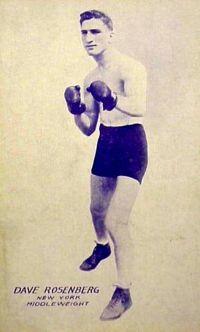 Dave Rosenberg boxer