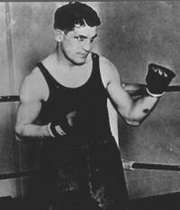 Lou Scozza boxer