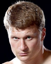 Alexander Povetkin boxer