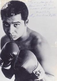 Lorenzo Trujillo boxer