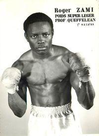 Roger Zami boxer