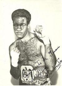 Juan Albornoz boxer