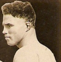 Guardsman Charlie Penwill boxer